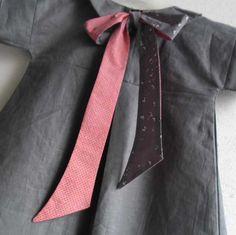Tunique kimono à plis : Le tutoriel