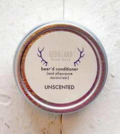 Unscented Beard Conditioner