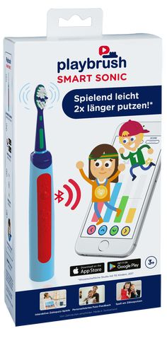 Playbrush Smart Sonic - kjero.com