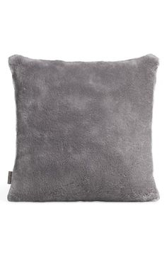 Free shipping and returns on UGG® 'Classic' 20 Inch Square Wool Pillow at Nordstrom.com. A plush, cozy accent pillow is crafted entirely from UGGpure, a textile made entirely from wool but engineered to feel and wear like genuine shearling.
