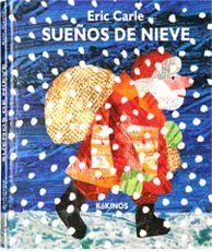 Con ingredientes tan simples como un granjero, cinco animales, un árbol y un sueño nevado, Eric Carle inventa un espectacular regalo de Navidad. Un libro con transparencias, botón sorpresa, lucecitas y música. ¡Para celebrar en familia!