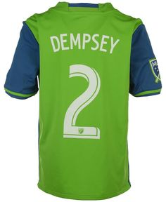 adidas Kids' Clint Dempsey Seattle Sounders Fc Primary Replica Jersey