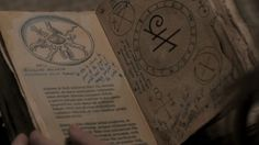A sigil is a type of symbol used in magic as a signature for demons or other entities and sometimes describes the goal of the user; the outcome of the spell it composes. The first sigil seen in the series was in the episode Heather. Amelia Blake placed one on the wrist of her friend, Heather Barnes, after a demon had entered her body sixteen years ago during the night of the Boatyard fire. Years later, Cassie wanted to find out what had happened to Heather, since Zachary Larson attacked...