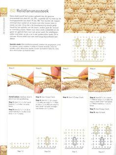 4073 Beste Afbeeldingen Van Haken In 2019 Crochet Patterns