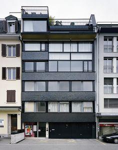 Helle Architektur - Patrik Gmür - Zürich