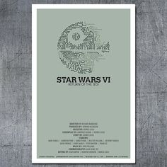 #StarWars Episode VI -- potential table marker