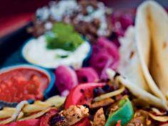 Fajita z polędwicą, El Popo, restauracja, kuchnia meksykańska
