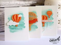 Stampin' Up! UK - Crafty Carrot Collective Lift Me Up, Perpetual Calendar, Pool Party, Peekaboo Peach & Tangerine Tango Valerie Moody