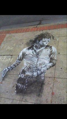 Street Art Tributes inspired by Michael Jackson :)