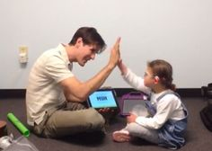 Please sign up for my free newsletter full of great tips and ideas at http://www.therhythmtree.com/user-registration This Music Therapy video illustrates the following: Combining music with the use of an articulation app such as Speech Therapy for Apraxia can be a great way to help a child learn and practice speech Use a traditional melody...