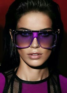 Gucci sunglasses 2014- I SOOOOOO WANT THESE purple Gucci sunglasses. Ahh!