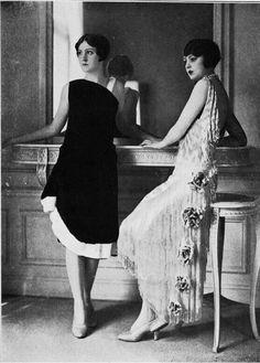 Vintage 1920s.