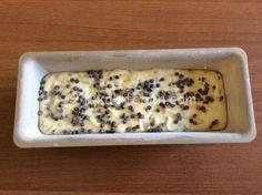 Plumcake con gocce di cioccolato | Kikakitchen