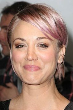 Kaley Cuoco Short Hair - http://www.shorthair.co/kaley-cuoco-short-hair/