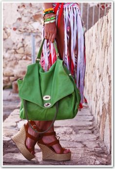 Postina bag by Zanellato