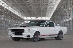 '65 Blizzard Mustang.
