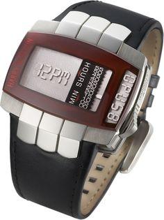 Harry Winston Opus 8 - mechanical 'digital' watch