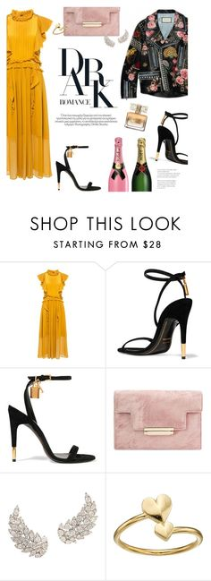 """""""Cheers"""" by lisalockhart ❤ liked on Polyvore featuring Marissa Webb, Tom Ford, Alex and Ani and Givenchy"""