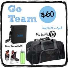 """Go Team April Bundle"" by casey-pintaric-chan on Polyvore"