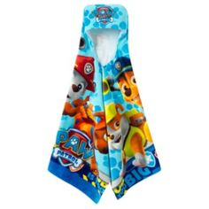 Let your little one save the day after bath time with this Paw Patrol Rescue Crew hooded towel wrap. Paw Patrol Bedroom, Paw Patrol Rescue, Gold Bathroom Accessories, Toddler Boy Gifts, After Bath, Best Christmas Presents, Towel Wrap, Boy Room, Baby Boy Outfits