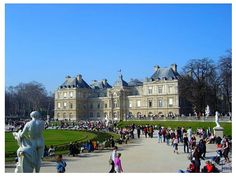 Luxembourg Palace & Gardens