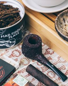 Happy Sunday everyone! Whats in your pipe today?