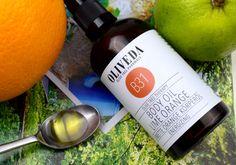 Harmonie für strapazierte, trockene Haut! – OLIVEDA Body Oil Grapefruit Rose im Test