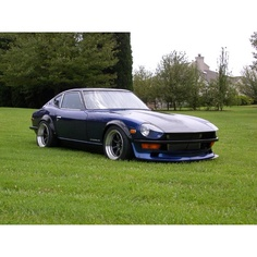 Datsun Fairlady Most beautiful car ever...with a 2JZ swap...even better