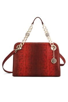 Bulgari in this red is amazing