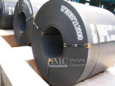 SMC provides hot rolled steel coil in various standards (mild to high steel) http://snip.ly/QCub