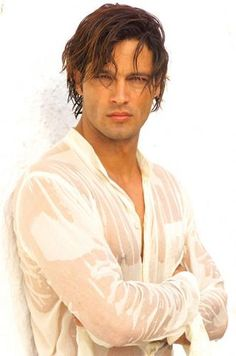 Possibly the Most Beautiful Man in The World....Gabriel Garko.  Italian Actor.