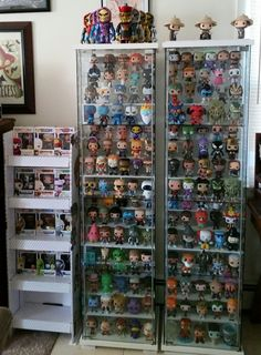 Inexpensive Risers For Your Detolf Pop Display. - Funko Funatic
