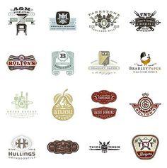 More vintage logos