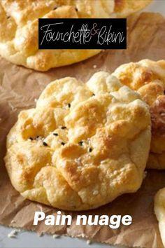Découvrez notre recette de pain nuage !