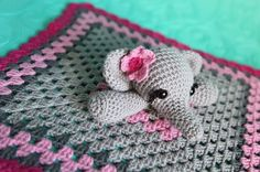 Mesmerizing Crochet an Amigurumi Rabbit Ideas. Lovely Crochet an Amigurumi Rabbit Ideas. Crochet Baby Toys, Baby Girl Crochet, Crochet Blanket Patterns, Cute Crochet, Baby Blanket Crochet, Crochet Crafts, Baby Knitting, Crochet Projects, Crochet Elephant Pattern Free