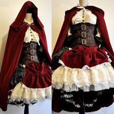 Steampunk Dress, Steampunk Clothing, Gothic Steampunk, Steampunk Fashion Women, Steampunk Outfits, Medieval Gothic, Steampunk Cosplay, Steampunk Necklace, Cosplay Dress