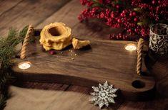 Serveringsbrett - Just Modern Tea Lights, Candles, Modern, Trendy Tree, Tea Light Candles, Candy, Candle Sticks, Candle