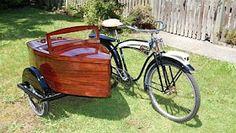 Custom Bicycle Sidecar