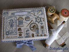 Dfea 71 Veronique Enginger Sewing box..