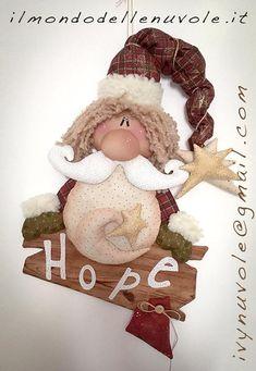 Items similar to Santa Hope USA epattern on Etsy Christmas Sewing, Christmas Music, Santa Christmas, Homemade Christmas, Christmas Wreaths, Christmas Crafts, Christmas Decorations, Christmas Ornaments, Christmas Centerpieces