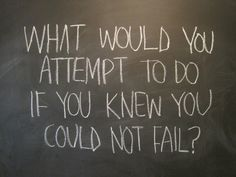 Ask yourself this question often