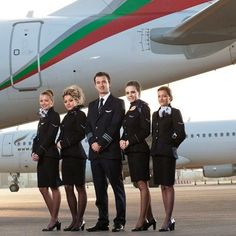 Cabin Crew, Flight Attendant, Bulgaria, Aircraft, Europe, Travel, Commercial, Facebook, Voyage