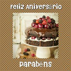 Feliz aniversário, parabéns!
