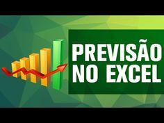 [Excel] Previsão de Vendas no Excel - YouTube