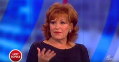 "The Views Joy Behar calls rape victims tramps./ The View's Joy Behar calls Bill Clinton's rape victims ""tramps,"" liberal audience laughs."