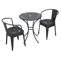 3 piece uma patio pub set products pinterest rum change 3