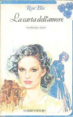 LA CARTA DELL'AMORE - GIORGINA GREY - ROSE BLU in Libri e riviste, Altro libri e riviste | eBay