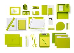 Lime Green Poppin Products