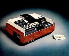 Analog dreams.. (AKAI GXC-65D, 1972)
