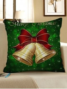 Excellent Christmas decoration tips are readily available on our site. Read more and you will not be sorry you did. Merry Christmas, Christmas Pillow, Christmas Bells, Christmas Crafts, Christmas Ornaments, Animal Pillows, Xmas Decorations, Diy And Crafts, Papa Noel